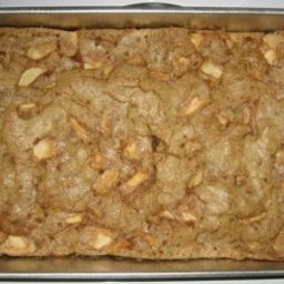 Barb's Apple Cake