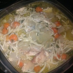 Barb's Chicken Noodle Soup