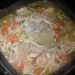 Barb's Chicken Noodle Soup