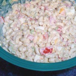 Barb's Macaroni Salad