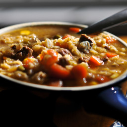 Barley Soup for Crock Pot
