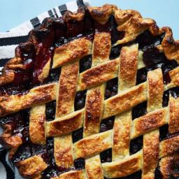 BA's Best Blueberry Pie