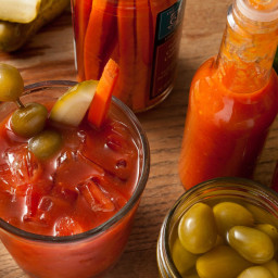 Basic Bloody Mary Mix