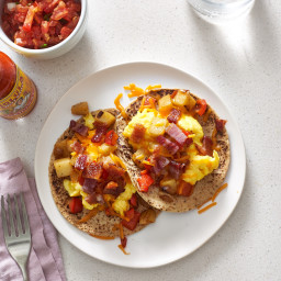 Basic Breakfast Tacos