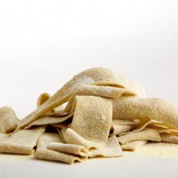 Basic Buckwheat Pasta