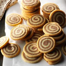 Basic Chocolate Pinwheel Cookies Recipe