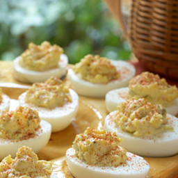 Basic Deviled Eggs