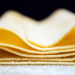 Basic Fresh Pasta Dough