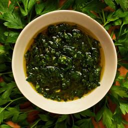 Basic Herb Salsa