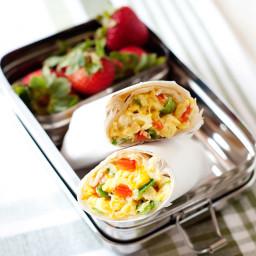 Basic Make-ahead Breakfast Burritos