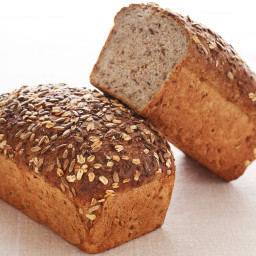 Basic Multigrain Bread