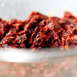Basic Pepper Salsa