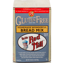 Basic Preparation Instructions for Gluten Free Homemade Wonderful Bread Mix