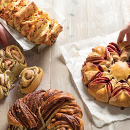 Basic Pull-Apart Bread Dough