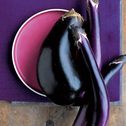 Basic Roasted Eggplant