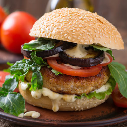 Basic Turkey Burger Plus