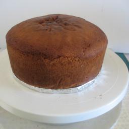Basic Vanilla Cake and Flavor variations
