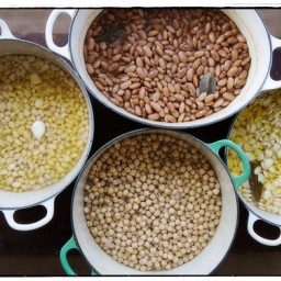 Basic Cooked Dried Beans