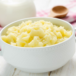 Basic Boiled and Mashed Potatoes
