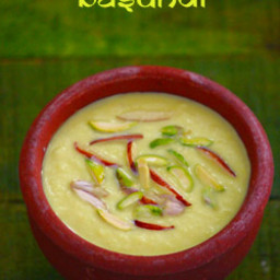 Basundi - how to make basundi recipe