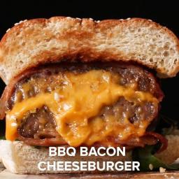 BBQ Bacon Cheeseburger Recipe by Tasty