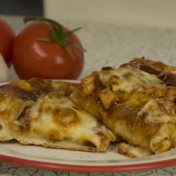 Bbq Bacon Chicken Pizza