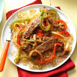 BBQ Beef and Vegetable Stir-Fry Recipe