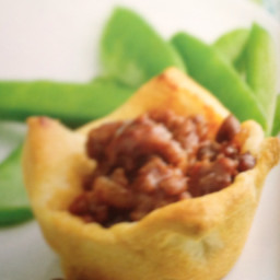 BBQ Beef Cups
