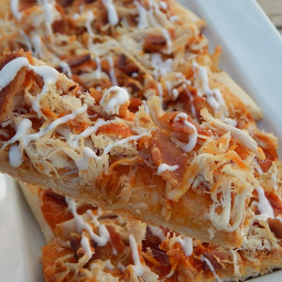 BBQ chicken bacon and ranch fingers