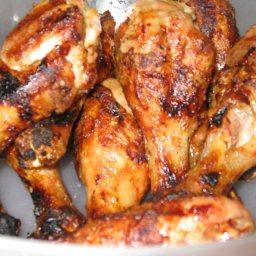 Bbq Chicken Drumsticks