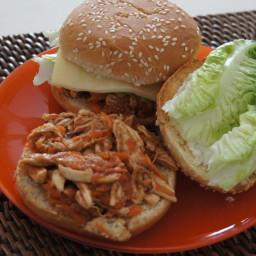 Sandwich - BBQ Chicken Sandwich