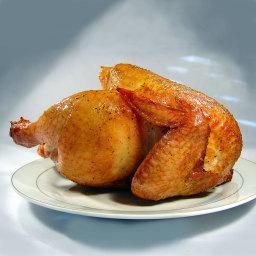 BBQ Golden Chicken