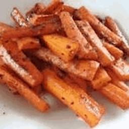 BBQ Honey Glazed Carrots