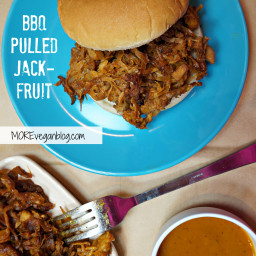 BBQ Pulled Jackfruit (Canned)