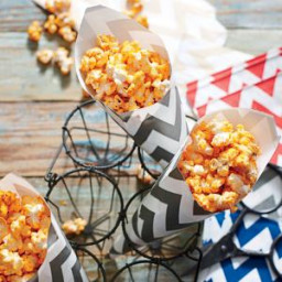 BBQ-Ranch Popcorn
