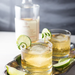 Beacon Mule (Bourbon Ginger Beer Cocktail)