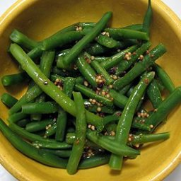 Beans with Vinaigrette