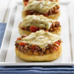 Beany Mini Pizzas