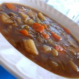 Beef and Barley Soup III