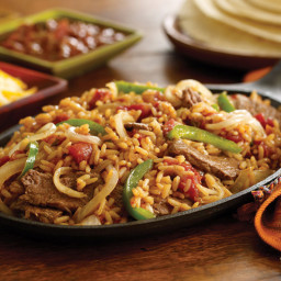 Beef and Bell Pepper Fajitas