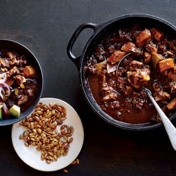 Beef and Squash Chili