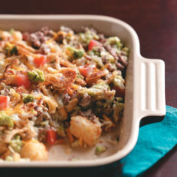 Beef and Tater Bake Recipe