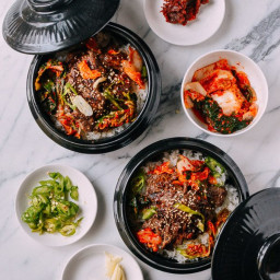 Beef Bulgogi Bowls, A Korean Favorite