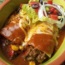 Beef Enchiritos