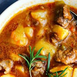 Beef Goulash Stew
