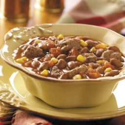 Beef 'n' Chili Beans