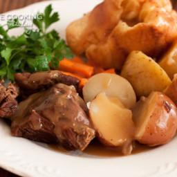 Beef Pot Roast - Instant Pot