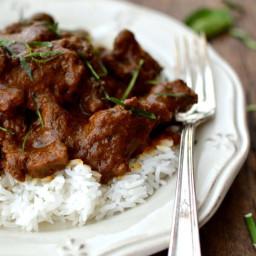 Beef Rendang, A Malaysian Classic