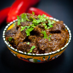 Beef Rendang and a Beef Blog Hop