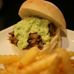 Beef Sandwiches with Avocado Aioli
